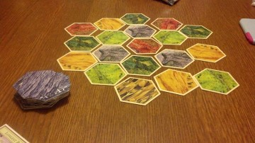 Catan BDay Pic